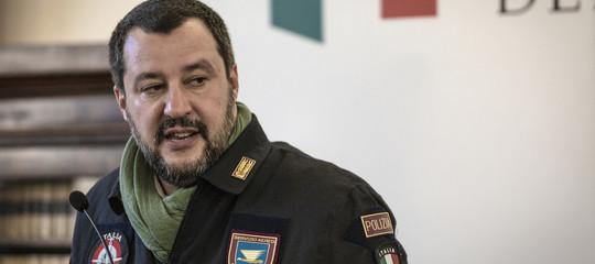 """""""Con il vecchio centrodestra non tornerò mai"""", assicura Salvini"""