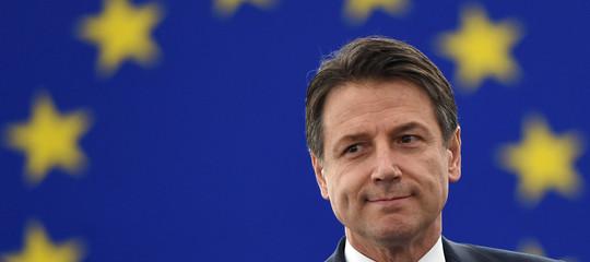 Il governo vuole rimettere il turbo sulle infrastrutture, dice Conte