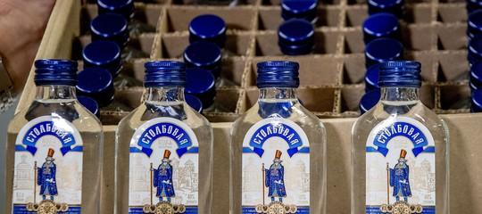 In Olanda hanno sequestrato 90 mila bottiglie di vodka perKimJong-un