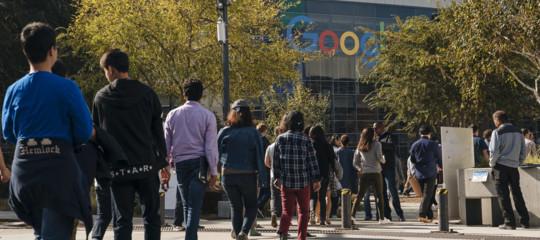 dipendenti google arbitrati