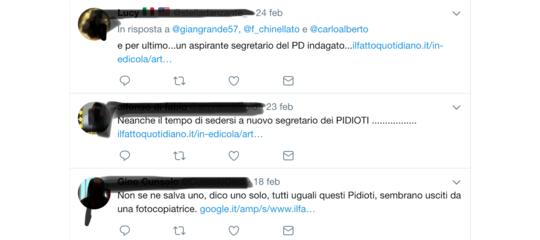 Zingarettiè ancora indagato per le vicende di Mafia Capitale?