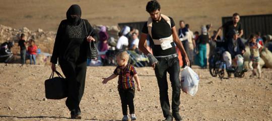 anturabambini profughi siriani