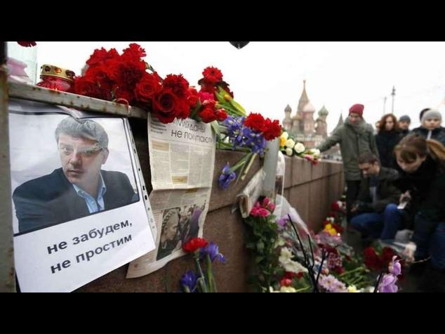 Russia: ucciso Nemtsov, leader dell'opposizione. Foto-Video