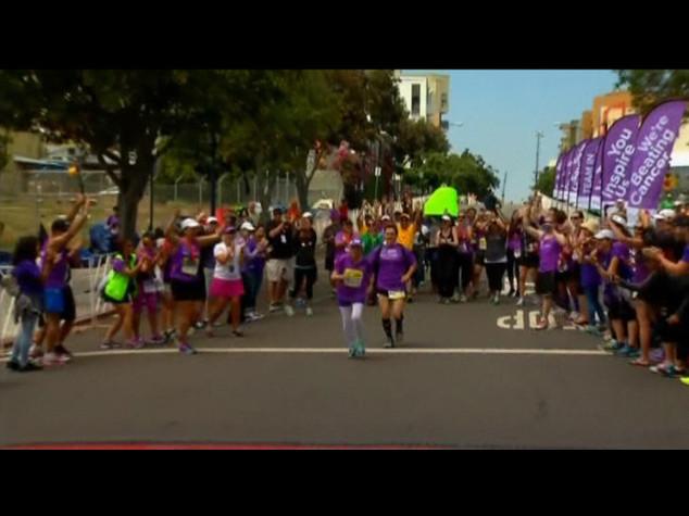 Usa: nonna-record, a 92 anni e 65 giorni completa una maratona -  VIDEO