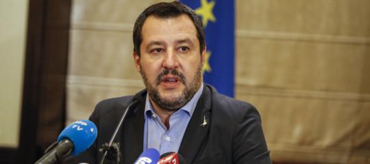 L'Aula del Senatovoteràsulprocesso a Salvini sul casoDiciottiil 20 marzo