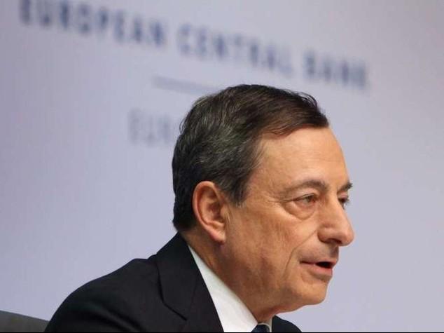 Effetto Draghi sui mercati  Lo spread va sotto quota 90