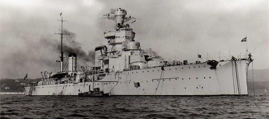 Ritrovato a Stromboli l'incrociatore Giovanni dalle Bande Nereaffondato nel '42