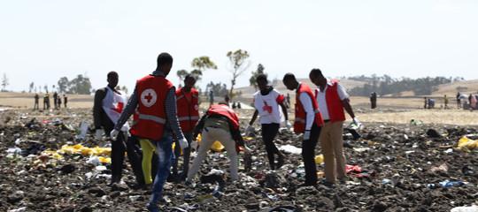 vittime italiane volo etiopia