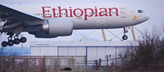etiopia aereo