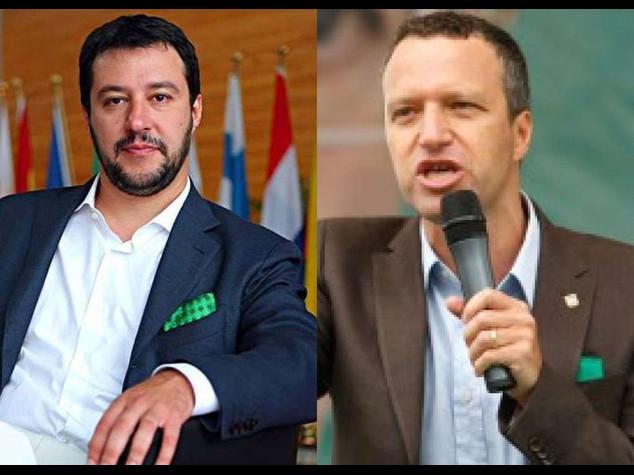 """Tosi: Salvini """"dittatore della Lega"""" La replica,""""non rispondo a insulti"""""""