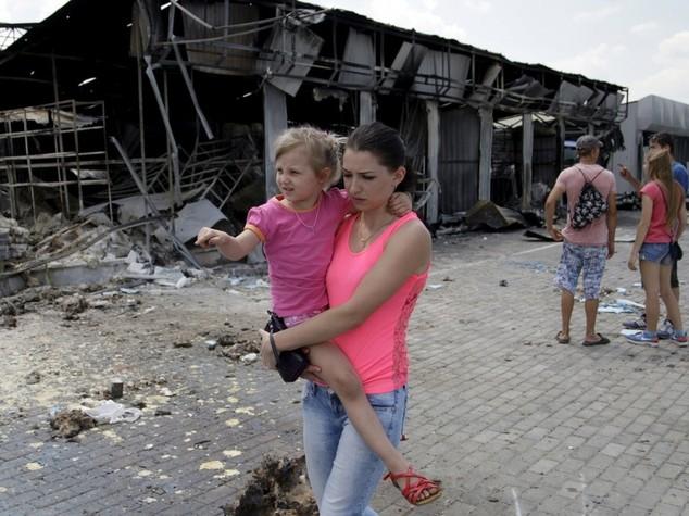 Ucraina: negoziatore filorusso, siamo sull'orlo di grande guerra