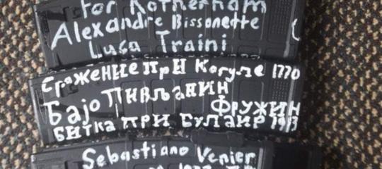 strage nuova zelanda nomi