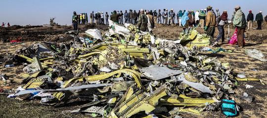 ethiopian airlinesscatola nera