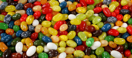 Jelly Belly marijuana caramelle