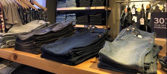 levis strauss jeans borsa