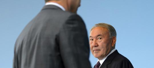 NursultanNazarbayevKazakistan