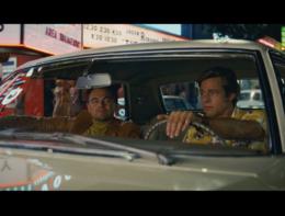 Il trailer di C'era una volta a Hollywood, il nuovo film di Tarantino