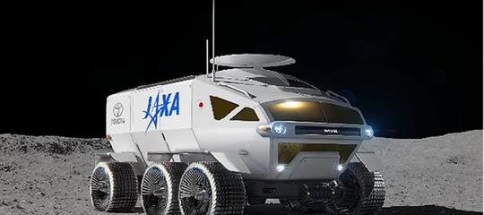 lunar moon rover