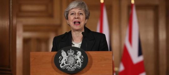 may chiede rinvio brexit