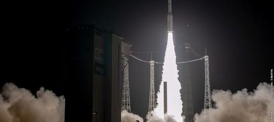 lanciato satellite prisma