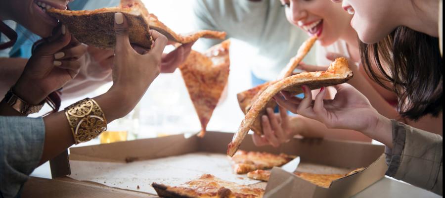 Icartoni della pizza sono tossici. Uno studio