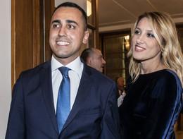 "Virginia Saba racconta la sua ""storia molto romantica con Luigi Di Maio"""