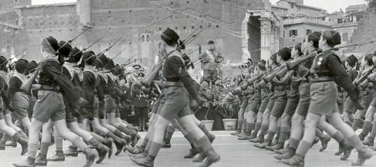 fascismo 100 anni san sepolcro fasci