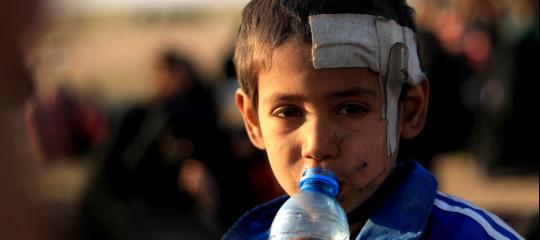 acqua siria