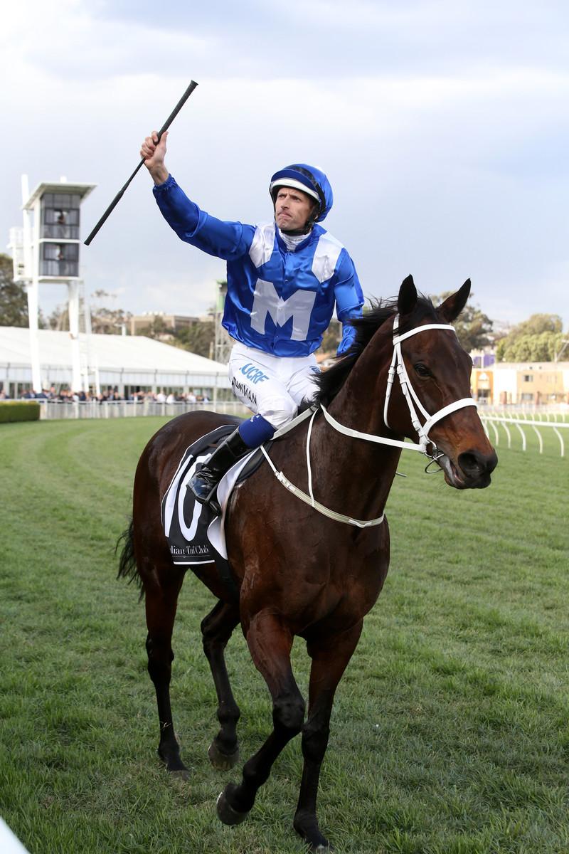 La cavalla australiana Winxsempre più nella leggenda