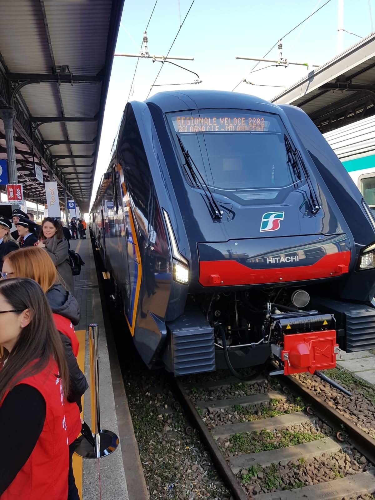 Rock e Pop, i nuovi treni per i pendolari prodotti in Italia daHitachieAlstom