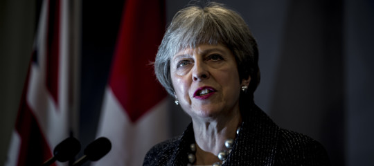 theresa may dimissioni brexit