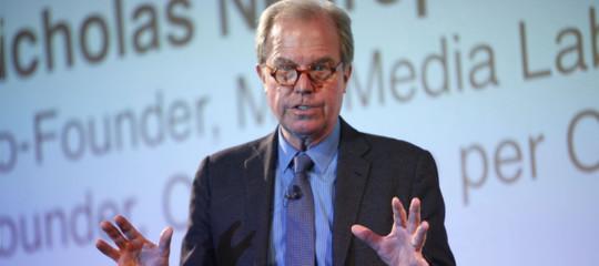 Applegiornali news Negroponte