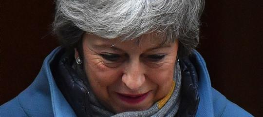brexittheresa may