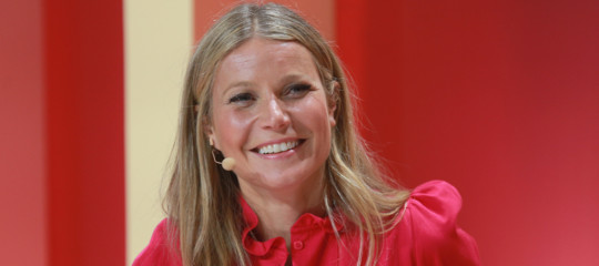 Gwyneth Paltrow​ ​sharenting