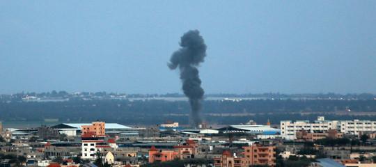 israele striscia di gaza
