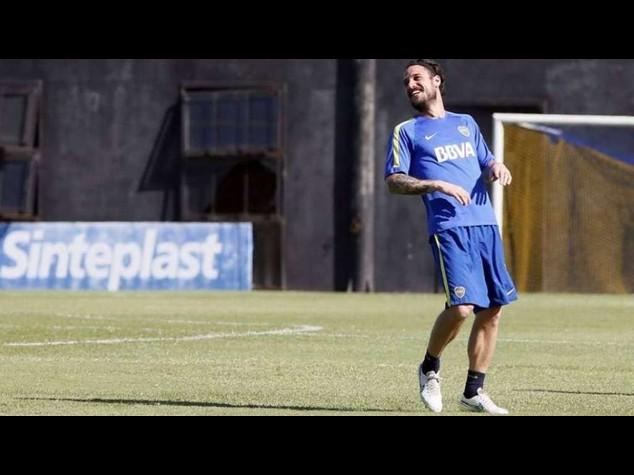 Calcio: Osvaldo conquista il Boca, esordio con gol in Libertador