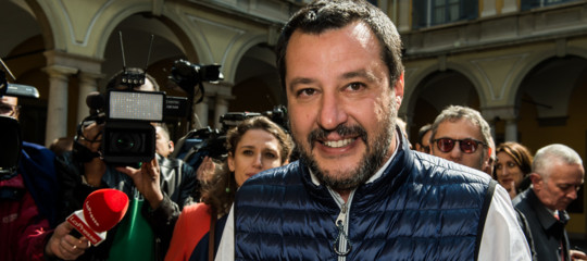 salvini flat tax
