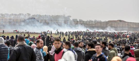 gaza palestinesi uccisi