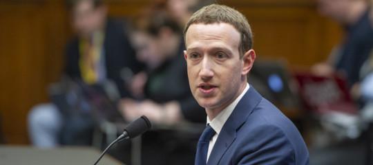 Zuckerberg appello regole web