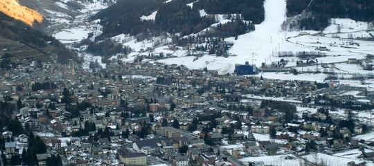 Scontro tra sciatori un morto Bormio