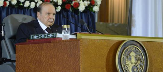 algeria impeachment bouteflika