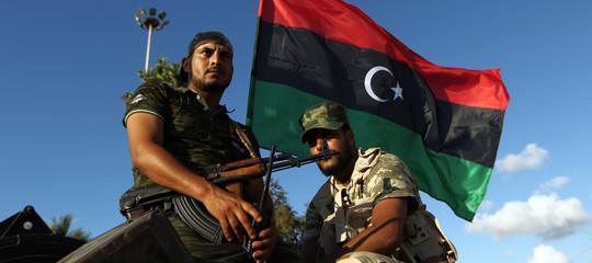 libia haftar tripoli