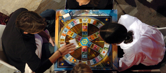 hotel trivial pursuit