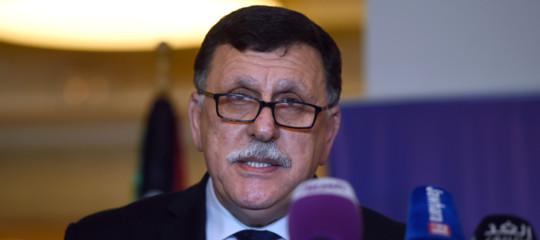 libia haftar serraj scontri