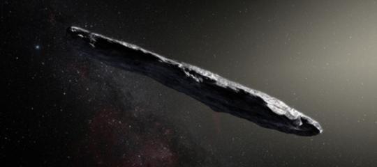 asteroide alieni