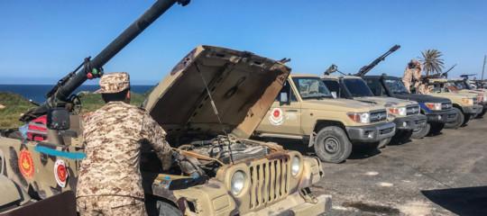 libia battaglia tripoli