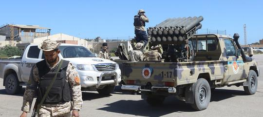 Libia: scontri a sud Tripoli, arresi 34 combattenti diHaftar