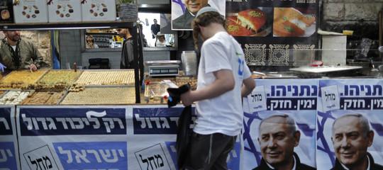 Elezioni Israele sfida aperta Netanyahu-Gantz