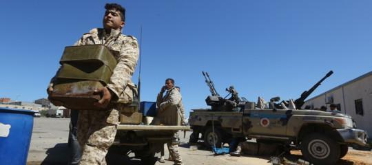 libia raid