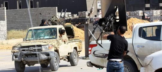 Libia Onu, 6.000 sfollati